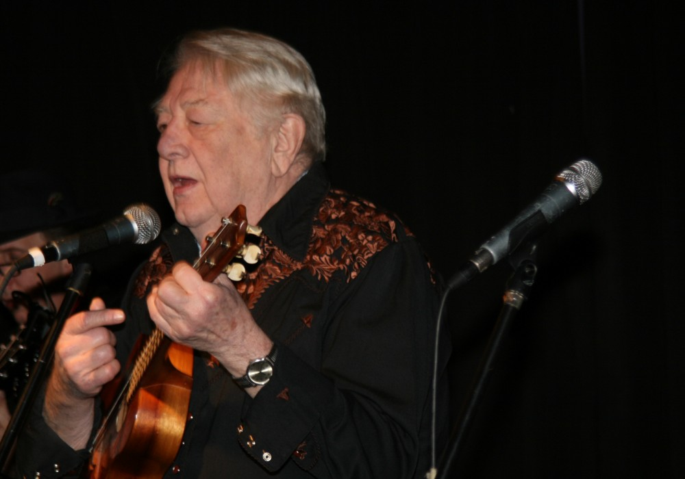 Cowboy Jack Clement – 3rd and Lindsley – Jan 15 2009