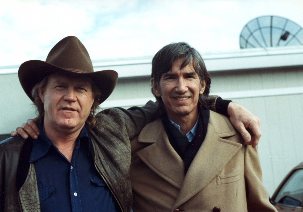 Billy Joe Shaver & Townes Van Zandt