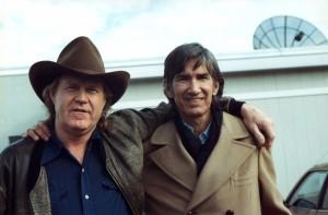 Billy Joe Shaver and Townes Van Zandt